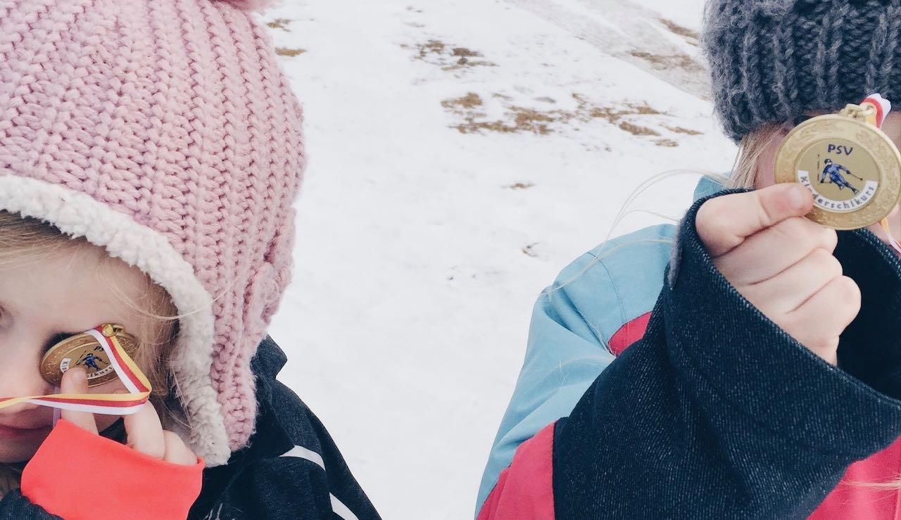 mamablog mamawahnsinnhochdrei Ski fahren
