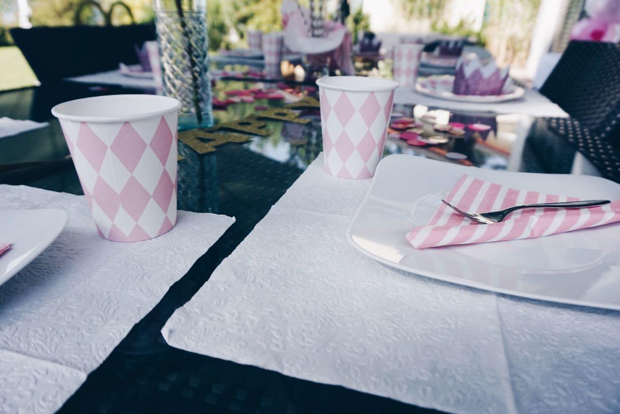 3. Geburstag: Party, die Deko und Tipps Prinzessinnenparty zum dritten Geburtstag! MamaWahnsinnHochDrei