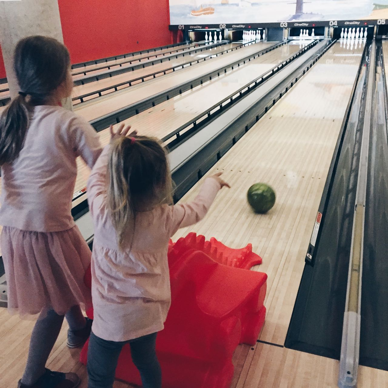 Bowling Party MamaWahnsinn