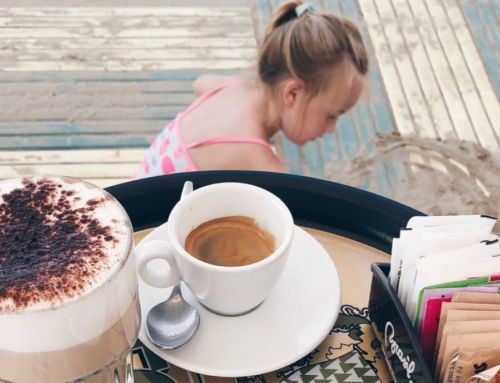 Ferien: Bloggen neben vier Kindern?