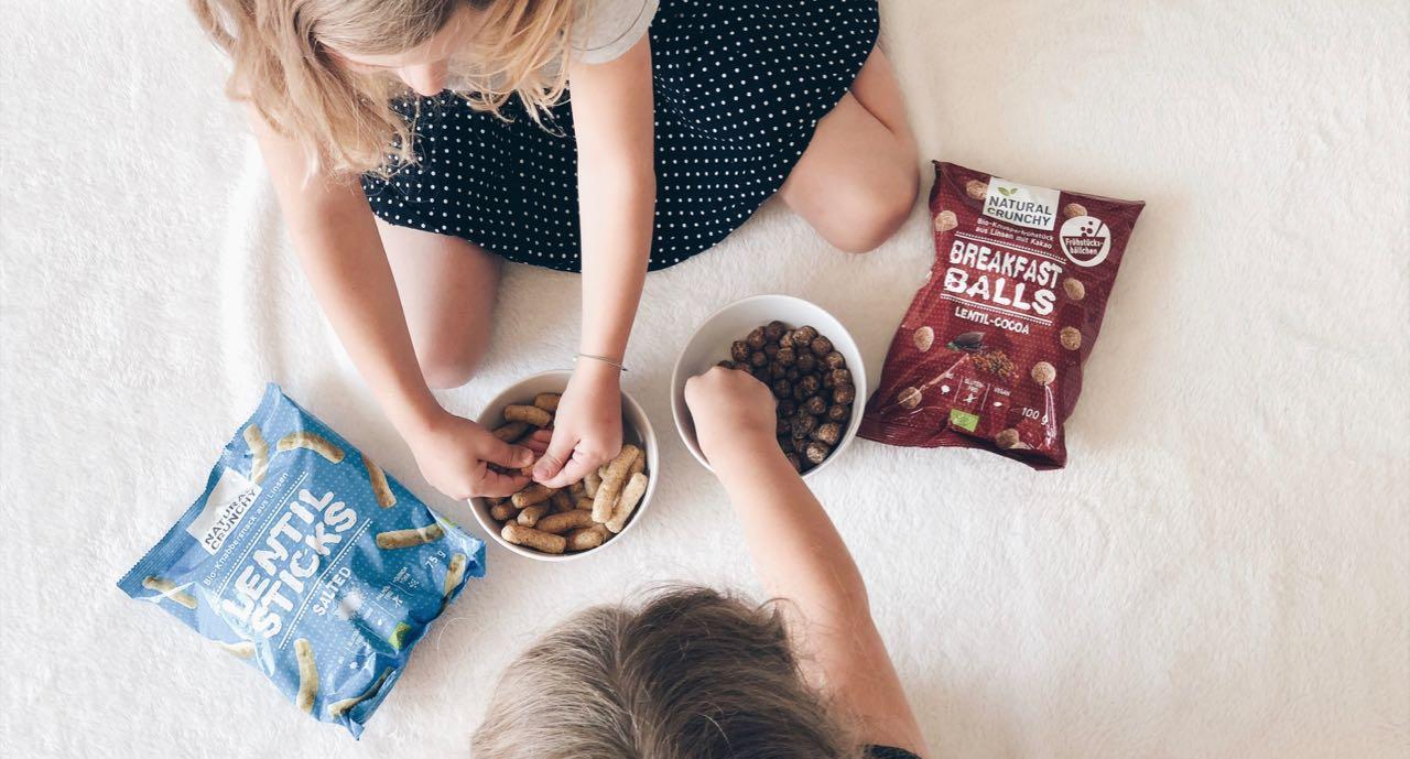 Snacks aus Linsen MamaWahnsinn