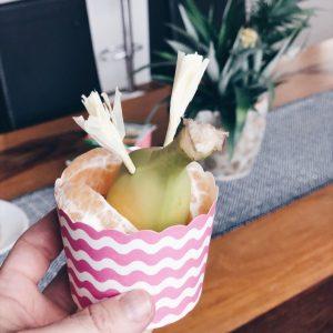 Jause Ideen: Obstjause FruchtZwerge MamaWahnsinn