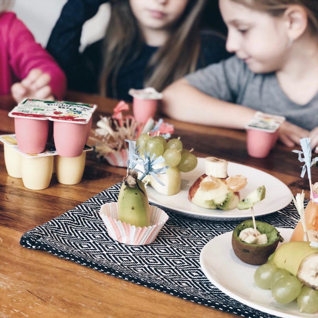 Jause Ideen - kleine Jause FruchtZwerge MamaWahnsinn