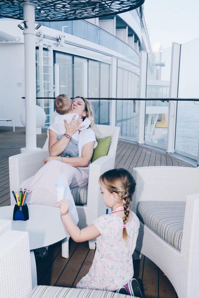 Alleinerziehend Urlaub:Highlights für Familien am Kreuzfahrtschiff MamaWahnsinn