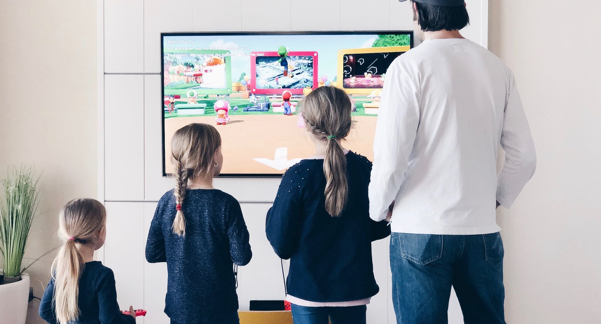 Nintendo Switch Mario-Paket Gewinnspiel MamaWahnsinn