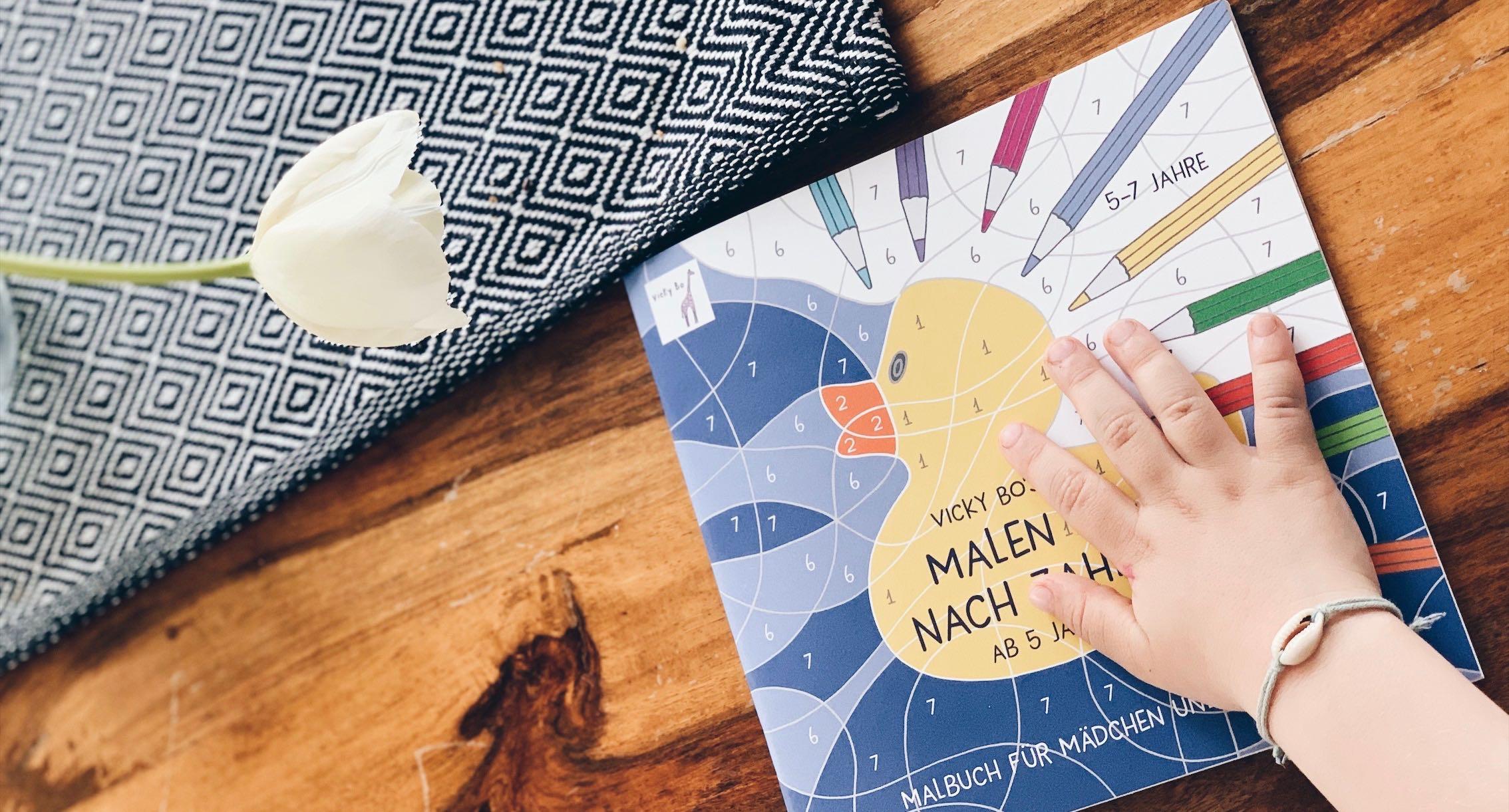 Vicky Bo Bücher Mamawahnsinn