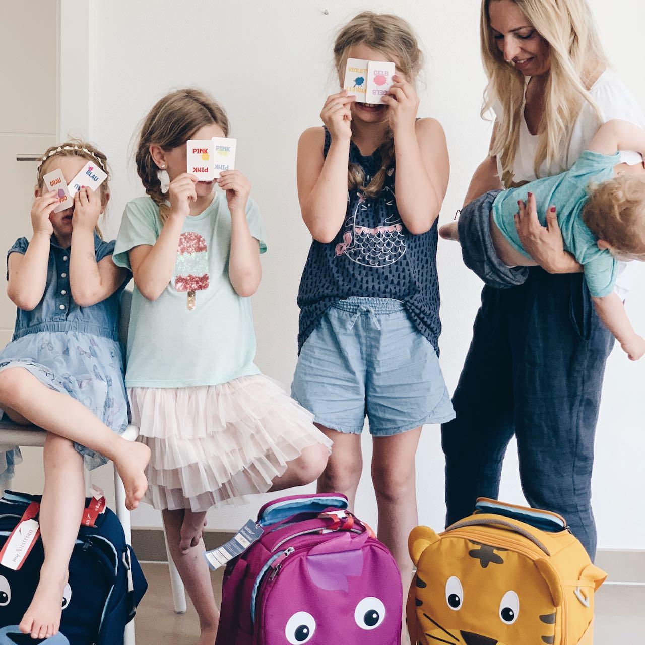Reisen mit Kindern mamaWahnsinn