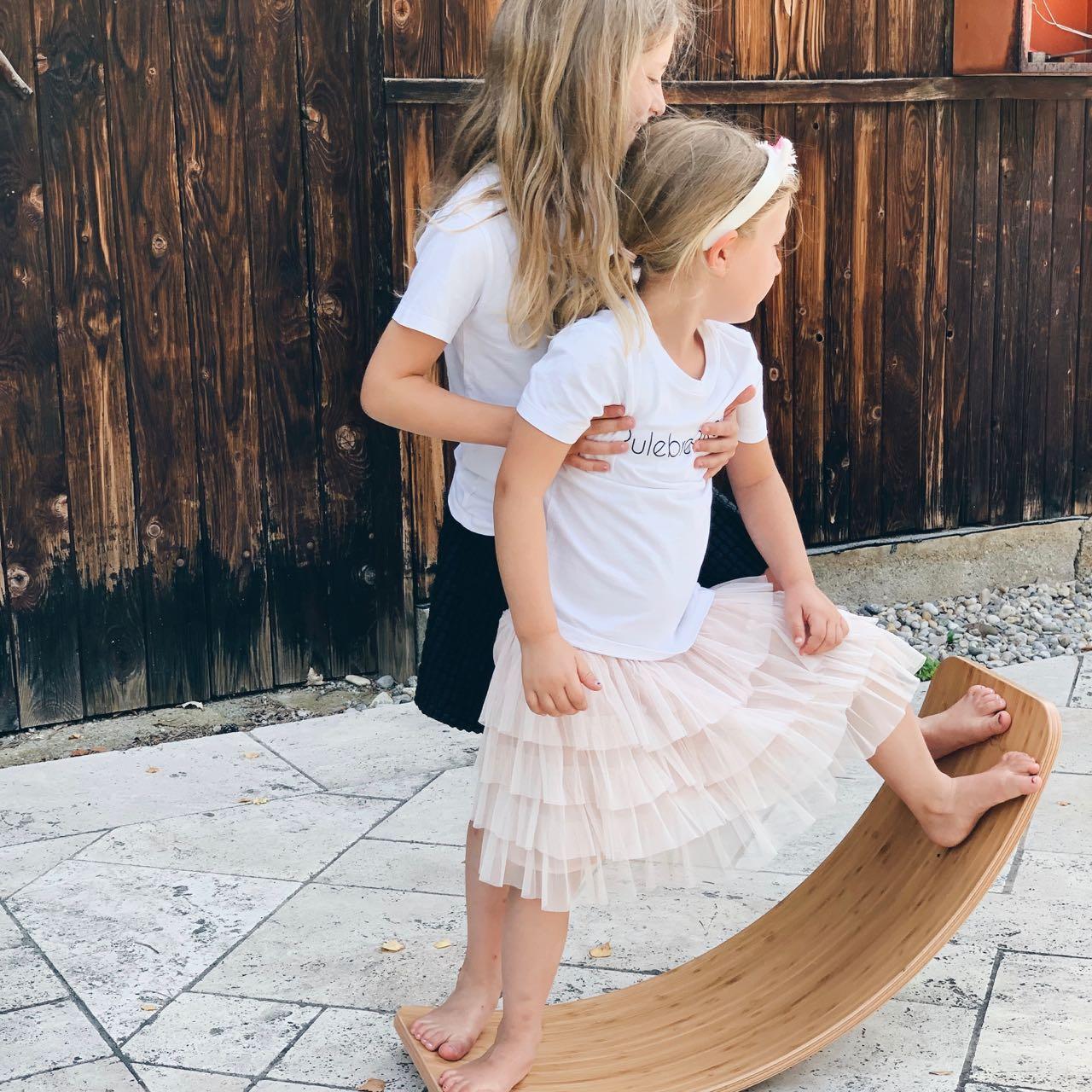 Kind 3 Jahre Spielzeug: Wobbel Board Kauf beachten MamaWahnsinn