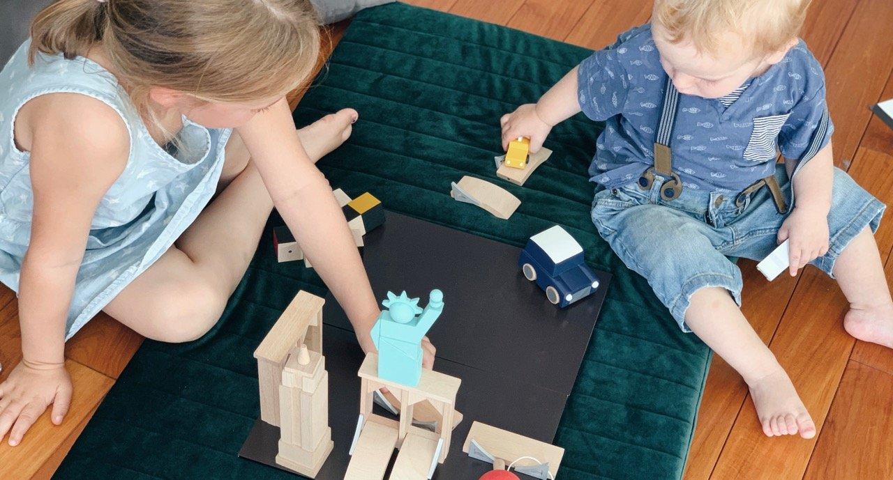 Geschenke für Kinder 3 Jahre: Holzspielzeug für ein- bis dreijährige Kinder mamaWahnsinn