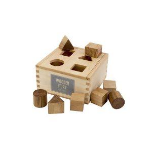 Geschenke für Kinder 3 Jahre: Holz-Spielzeug ein- bis dreijährige Kinder mamaWahnsinn