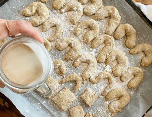 Plätzchen oder Kekse: Stressfrei backen mit mehreren Kindern