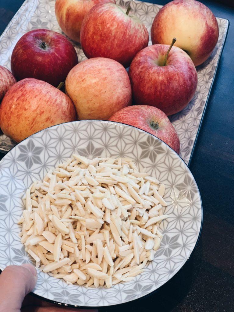 Köstliche Bratäpfel ohne Zucker