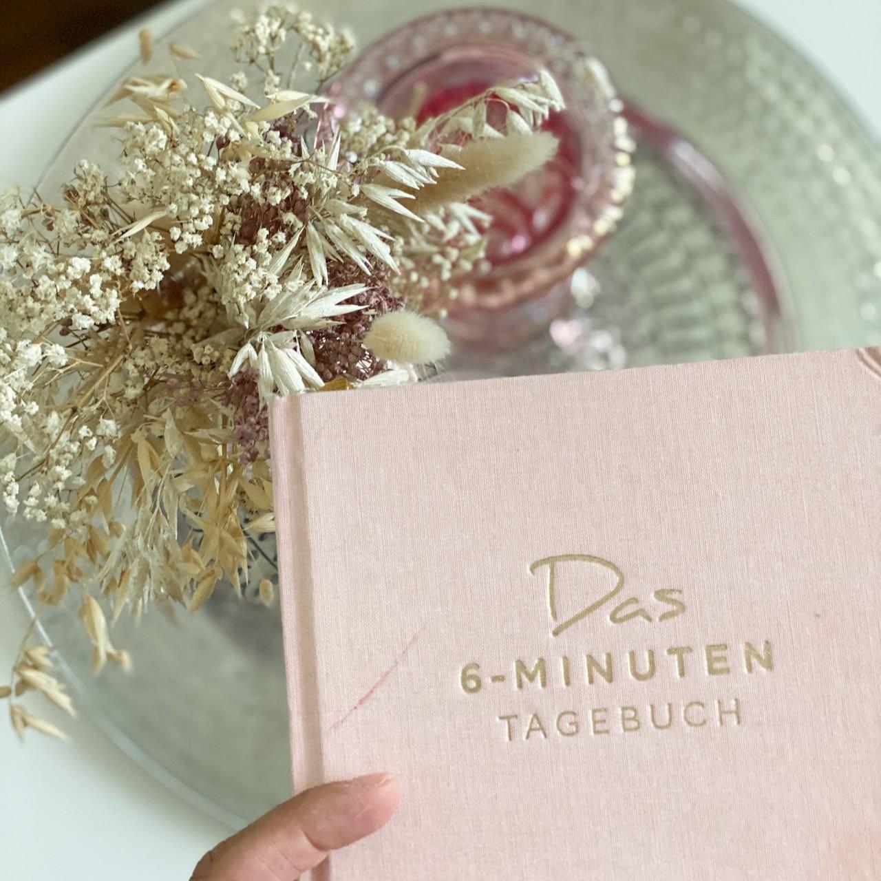 Das 6-Minuten-Tagebuch hilft mir beim Morgenritual