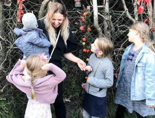17 brilliante Outdoor Ideen für Kinder im Herbst!