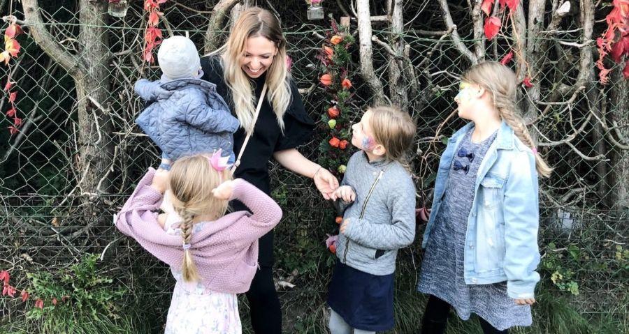 Outdoor Ideen für Kinder im Herbst - Verena hat 17 tolle Ideen für draußen.