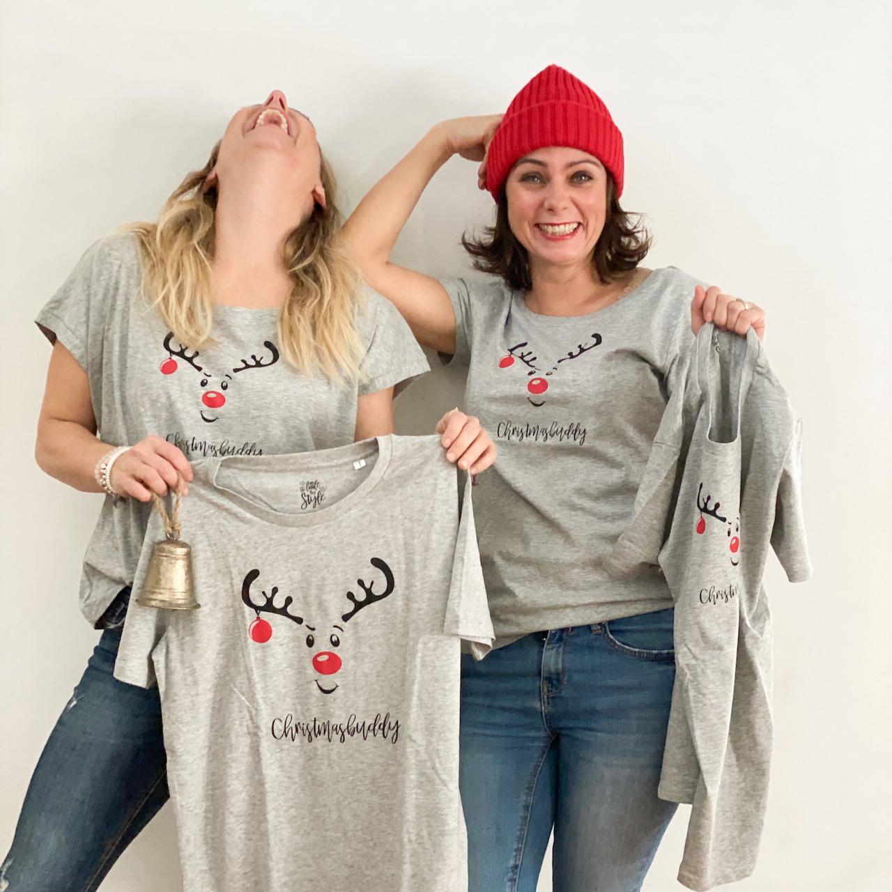 Auf der Bucketlist für Weihnachten: Diese Shirts von The Little Big Style sind heuer MUST