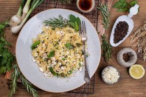 Ein köstliches Gericht von CookingCatrin für den Wochenplan Speiseplan, fotografiert von Carletto