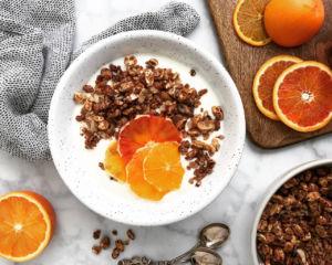 Yummy ideal für den Wochenplan, Speiseplan - das Frühstück von Chez Simonemarie