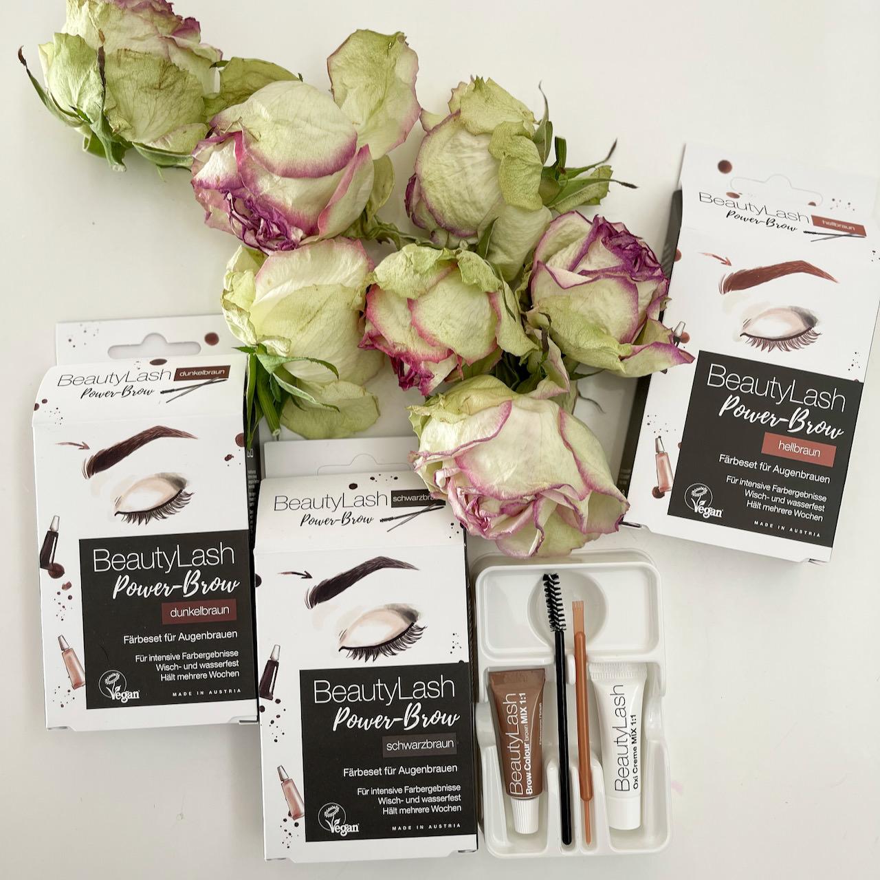 Power Brow von BeautyLash - Augenbrauen färben wie die Profis und das von daheim aus.