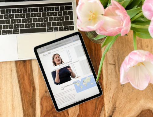 Facebook Expertin Katrin Hill im Momfluencer Podcast