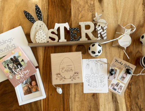 Ostergeschenke selber machen: Tolle Fotogeschenke zu Ostern