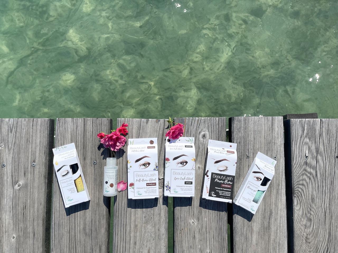Die Produkte von Beautylash, Augenbrauenfarben und noch viele mehr - für die perfekt gestylten Augenbrauen und Wimpern