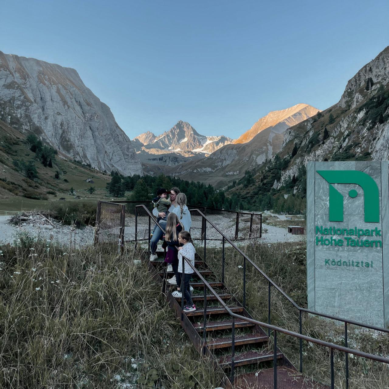 Familienurlaub Österreich - abschalten mit Kindern!